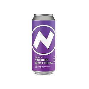 Cerveja Croma Yankee Brothers Juicy IPA Lata - 473ml