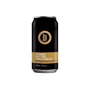 Cerveja Bold Brewing Bold Barista Peanut Butter Macchiato Imperial Stout C/ Café, Amendoim e Lactose Lata - 350ml