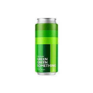 Cerveja Croma Green Green Something Juicy IPA Lata - 473ml