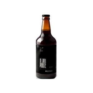 Cerveja 5 Elementos BG Dark Pirate Russian Imperial Stout - 500ml