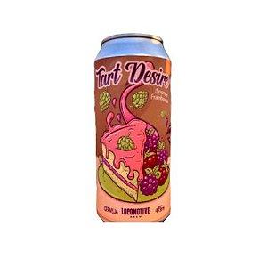 Cerveja Locomotive Brew Tart Desire Amora e Framboesa Fruited Sour Ale C/ Amoras e Framboesas Lata - 473ml