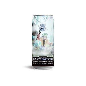 Cerveja Satélite HazySat P.10 Double New England IPA Lata - 473ml