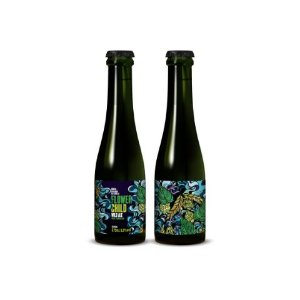 Cerveja Dádiva + Quitanda da Cerveja Flower Child Wild Ale Mixed Fermentation - 375ml
