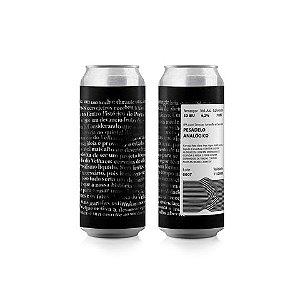 Cerveja Devaneio do Velhaco Pesadelo Analógico American IPA Lata - 473ml