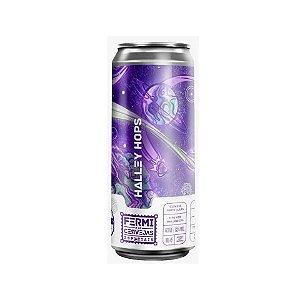Cerveja Fermi Halley Hops New England IPA Lata - 473ml
