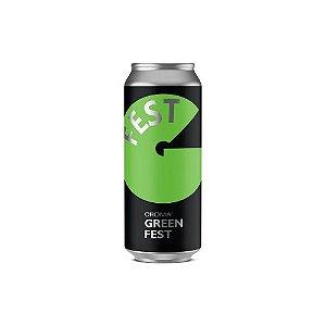 Cerveja Croma Green Fest Juicy IPA Lata - 473ml