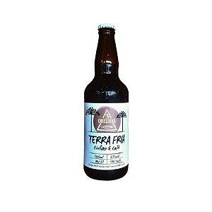 Cerveja 3 Orelhas Terra Fria Coffee Stout C/ Pinhão - 500ml