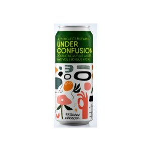 Cerveja Joy Project Under Confusion Double India Pale Lager Lata - 473ml