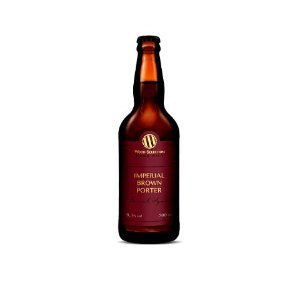 Cerveja Dama Bier Wood Selection Imperial Brown Porter Barrel Aged - 500ml