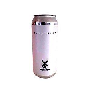 Cerveja Molinarius OverThree New England IPA Lata - 473ml