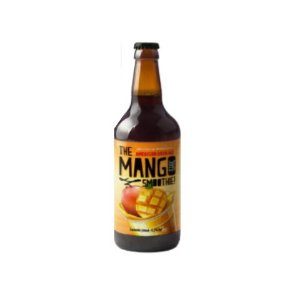 Cerveja 5 Elementos Isaac The Mango Smoothie American Sour Ale C/ Manga, Lactose e Baunilha - 500ml