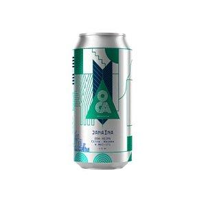 Cerveja Oca Janaína New England IPA Lata - 473ml