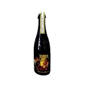 Cerveja Donner Craft Brew Medusa Safra 2019 Imperial Stout Barrel Aged - 375ml