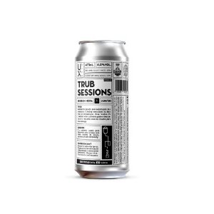 Cerveja Ux Brew Trub Sessions Session New England IPA Lata - 473ml