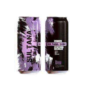 Cerveja Bold Brewing Sultana Shine New England IPA Lata - 473ml