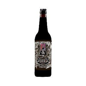 Cerveja Oca Araí Imperial Stout C/ Coco, Café Barrel Aged e Cumaru - 500ml