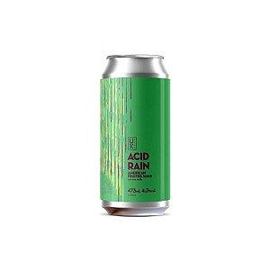 Cerveja Ux Brew Acid Rain Uva Verde Fruited Sour Ale Lata - 473ml