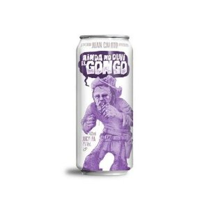Cerveja Juan Caloto Ainda No Ouvi El Gongo Juicy IPA Lata - 473ml