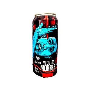 Cerveja Demonho Medo de Morrer Russian Imperial Stout C/ Coco e Chocolate Lata - 473ml
