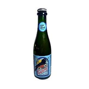 Cerveja CozaLinda Curió Safra 2019/2020 Fermentação Mista C/ Camomila e Limão Siciliano - 375ml