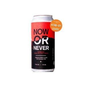 Cerveja Koala San Brew Now Or Never KSB-01 Double New England IPA Lata - 473ml