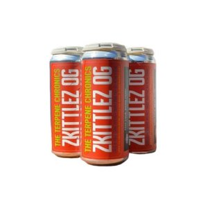Cerveja Koala San Brew The Terpene Chronics Zkittlez OG Double New England IPA Lata - 473ml [ENVIO A PARTIR DE 08/09]