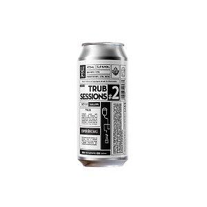 Cerveja Ux Brew Trub Sessions #2 Juicy IPA Lata - 473ml