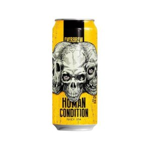Cerveja EverBrew Human Condition Juicy IPA Lata - 473ml