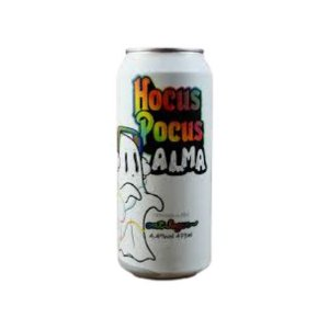 Cerveja Hocus Pocus Alma Oat Lager Lata - 473ml