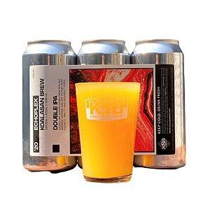 Cerveja Koala San Brew Echoplex Double New England IPA Lata - 473ml [ENVIO A PARTIR DE 28/09]