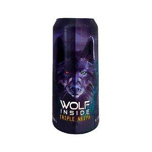 Cerveja Spartacus Wolf Inside Triple New England IPA Lata - 473ml