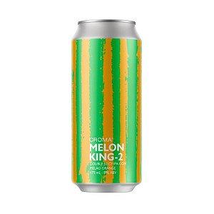Cerveja Croma Melon King-2 Double Juicy IPA Lata - 473ml