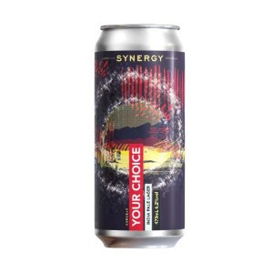 Cerveja Synergy Your Choice India Pale Lager Lata - 473ml