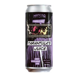 Cerveja Mafiosa Tarantula's Juice New England IPA Lata - 473ml