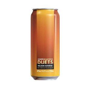 Cerveja Oceânica Experience Duets Nelson Sunrise New England IPA Lata - 473ml