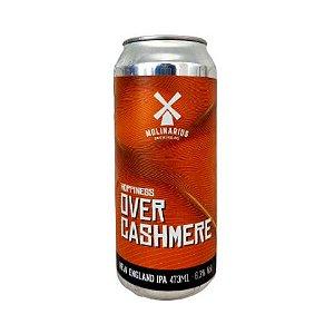 Cerveja Molinarius OverCashmere New England IPA Lata - 473ml