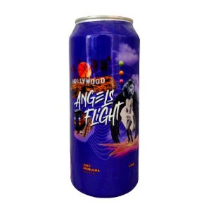 Cerveja HopMundi Angels Flight Juicy Double IPA Lata - 473ml