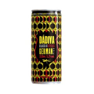 Cerveja Dádiva Classic Styles German Pils Lata - 310ml