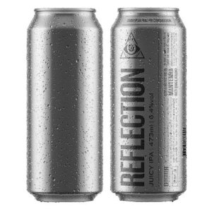 Cerveja Dogma Reflection Juicy IPA Lata - 473ml