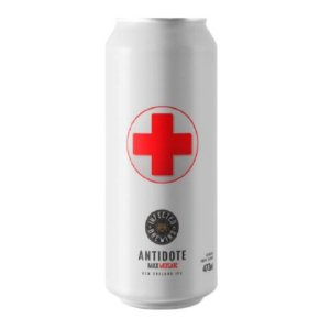 Cerveja Infected Brewing Antidote Max New England IPA Lata - 473ml