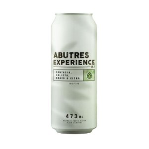 Cerveja Abutres Experience Vol 2 Fantasia, Calista, Bravo & Citra Juicy IPA Lata - 473ml