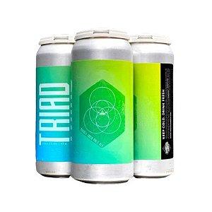 Cerveja Koala San Brew Triad Hop Hash New England Double IPA Lata - 473ml
