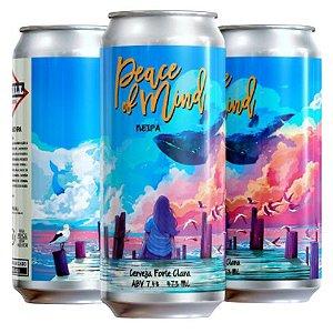 Cerveja Overall Peace Of Mind New England IPA Lata - 473ml