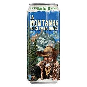 Cerveja Juan Caloto La Montanha No És Para Niños Double West Coast IPA Lata - 473ml