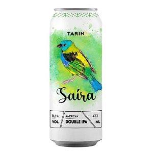 Cerveja Tarin Saíra Doube IPA Lata - 473ml