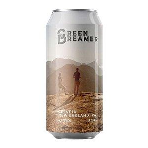 Cerveja Carioca Brewing Co. Green Dreamer New England IPA Lata - 473ml