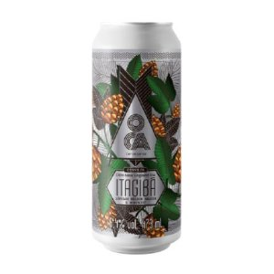 Cerveja Oca Itagibá New England IPA Lata - 473ml