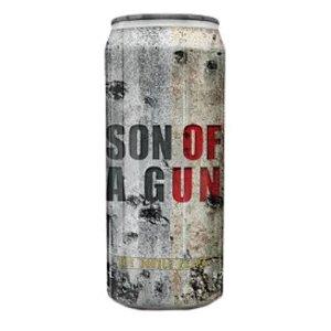 Cerveja Spartacus Son Of A Gun TDH Double NEIPA Lata - 473ml