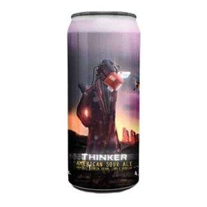 Cerveja Spartacus Thinker American Sour Ale C/ Graviola, Melancia, Goiaba, Limão e Baunilha Lata - 473ml