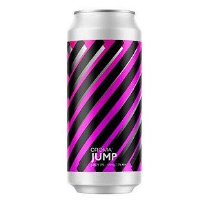 Cerveja Croma Jump Juicy IPA Lata - 473ml